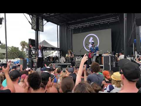 Switchfoot And Lindsey Stirling Bro-Am 2019 Voices Encinitas California Moonlight Beach Live