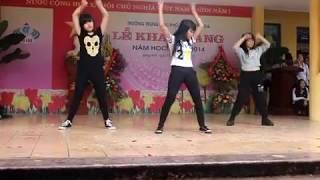 THPT Cổ Loa - Dance - Girl K45