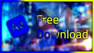nightcore audio visualizer | Adobe After Effects | Free download