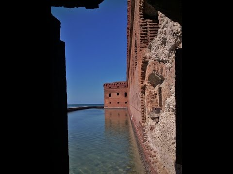 Dry Tortugas National Park Part 2b - Tour of Fort Jefferson