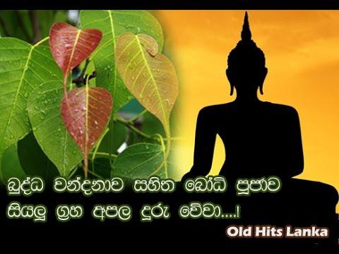 Budu Guna Sahitha Bodhi poojawa