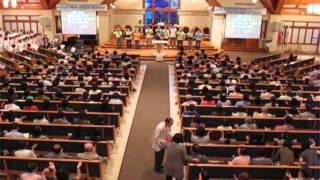 그리스도연합감리교회- 이찬수목사 초청 부흥집회 이모저모
