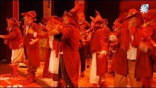 """Comparsa """"Los duendes coloraos"""" FINAL completo. Carnaval Cad..."""