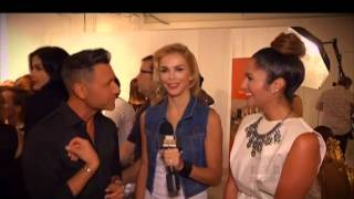 "Show  Business Extra: ""Miami Hair and Beauty Show"" (Segmento)"
