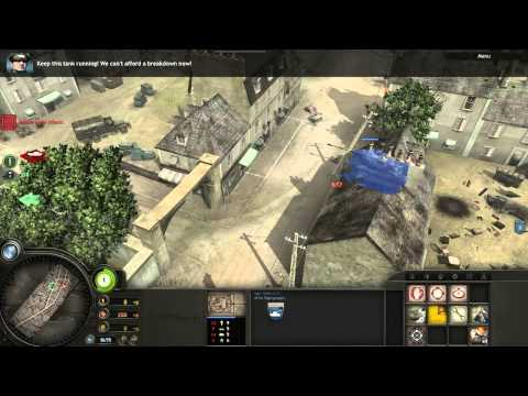Company of Heroes Tales of Valor HD Gameplay |