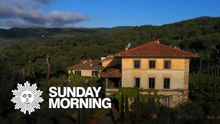 Sting, Trudie Styler, and a villa in Italy