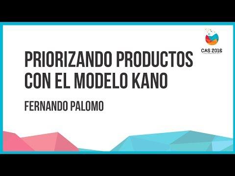 Fernando Palomo - Priorizando productos con el modelo Kano en CAS Vitoria 2016