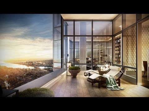 NYC Penthouses ★ Most Luxurious & Expensive Penthouses in New York [Epic Life]