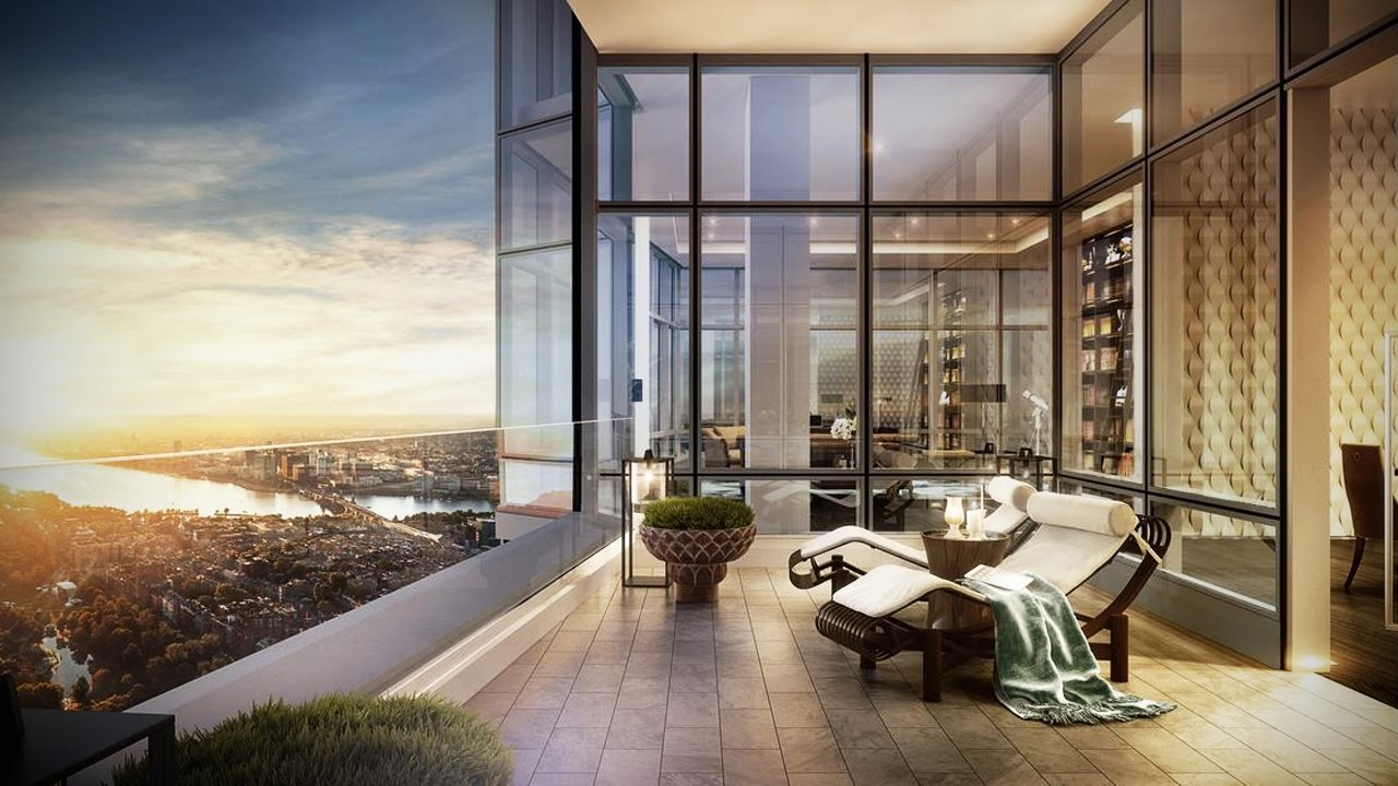 Nyc penthouses most luxurious expensive penthouses in for Most expensive hotel in nyc