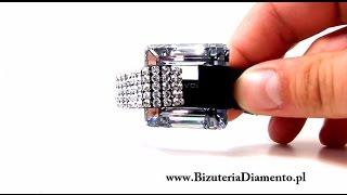 Bransoletka Swarovski elements - Biżuteria Diamento