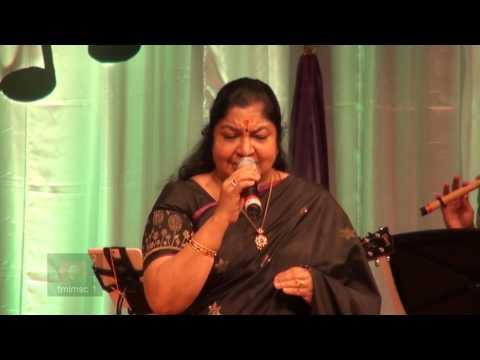 Neengal Kaettavai - Chitra sings Ninnukori Varanam (Agni Natchathiram)