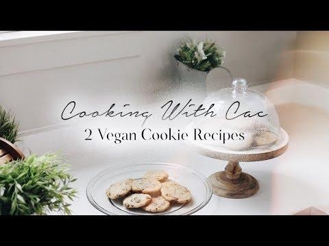 Two Amazing Vegan Cookie Recipes | Acacia Clark