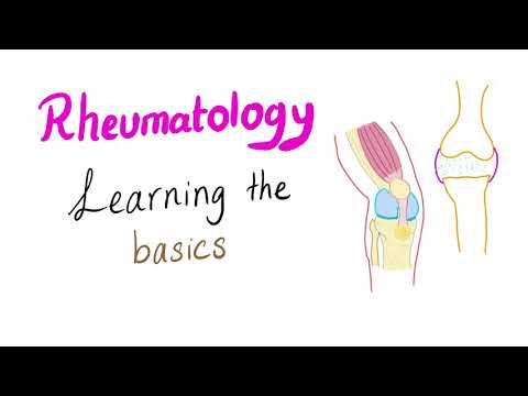Rheumatology....Learning The Basics