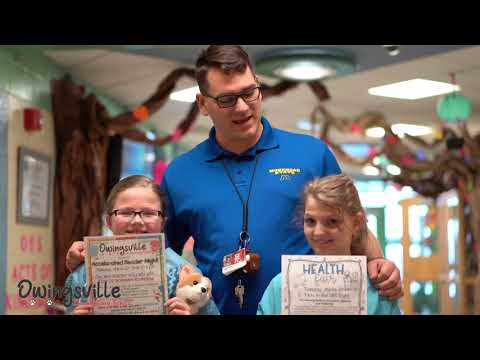 Owingsville Elementary School - Bath County Health Fair and Accelerated Reader Night 2019