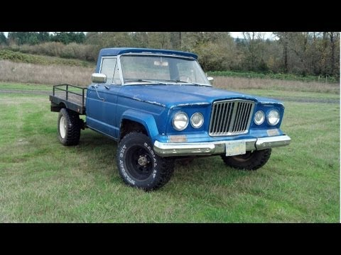 Fixing Up A Old Jeep Gladiator Youtube