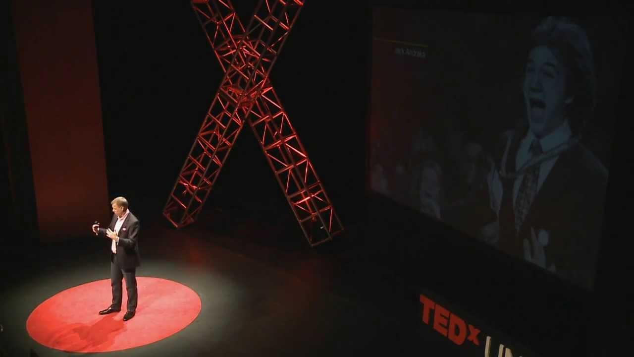 The Face of Innovation: JR Reagan at TEDxUND