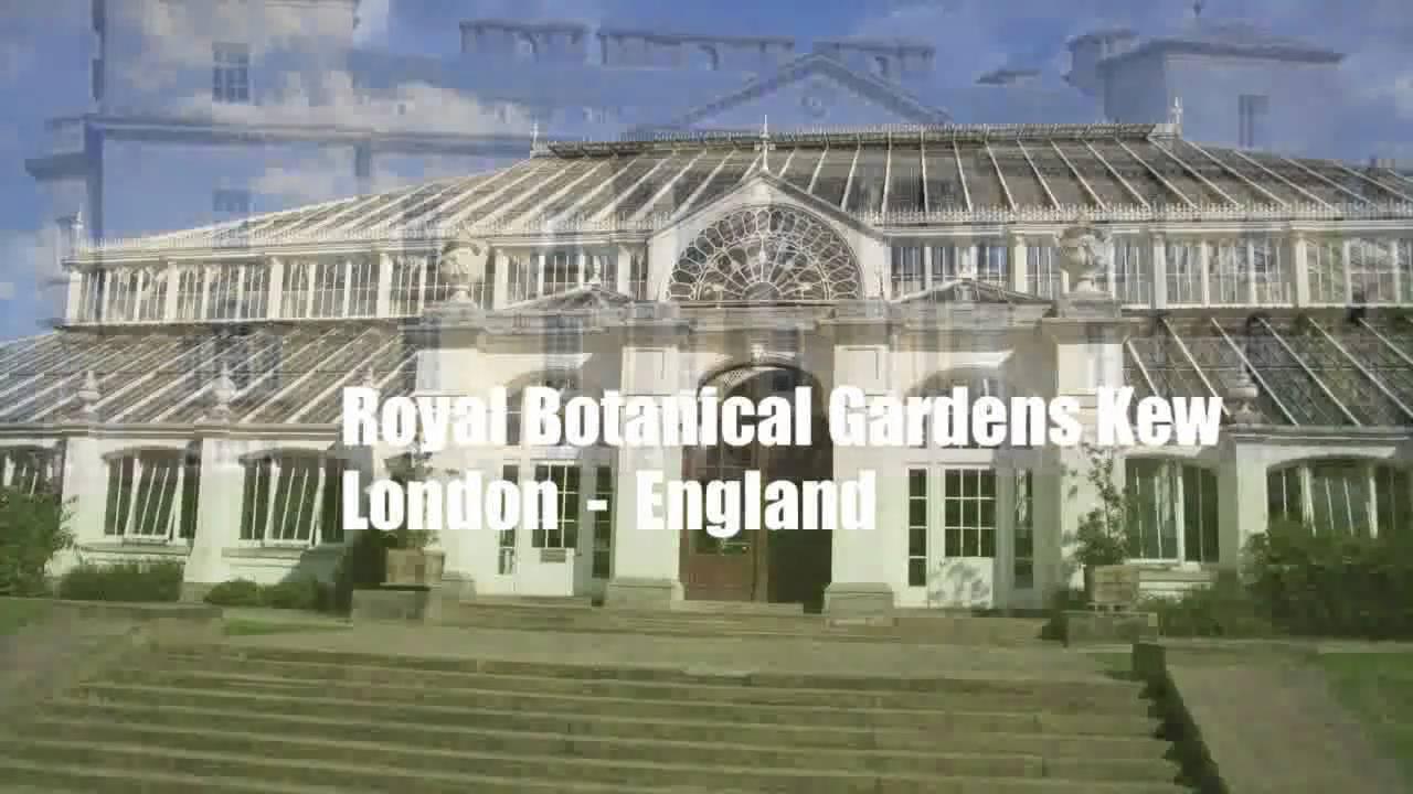 El Jardín Botánico Real de Kew - Londres Englaterras - Patrimonio de ...