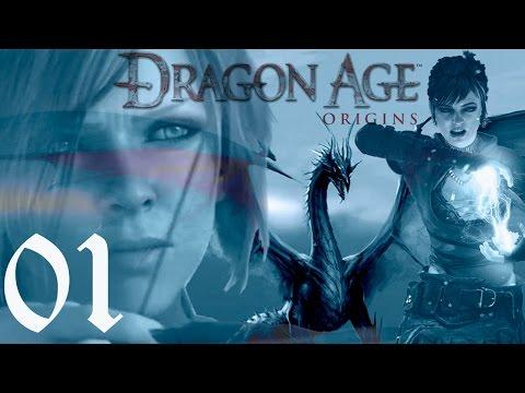Прохождение Dragon Age: Origins #1 -  Истязание вместо испытания