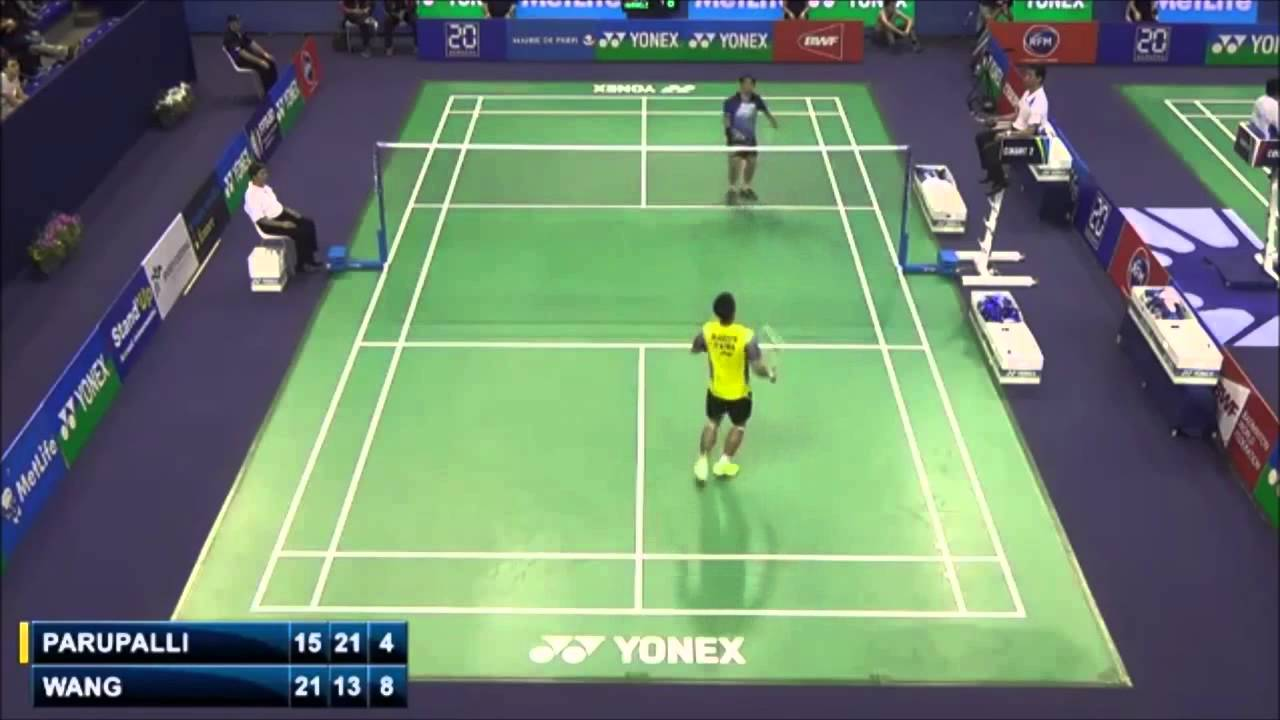 Oh My God! Longest Rally In Badminton History