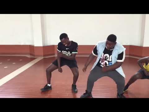Diamond Platnumz- Ft Teni Sound Official Video Dance