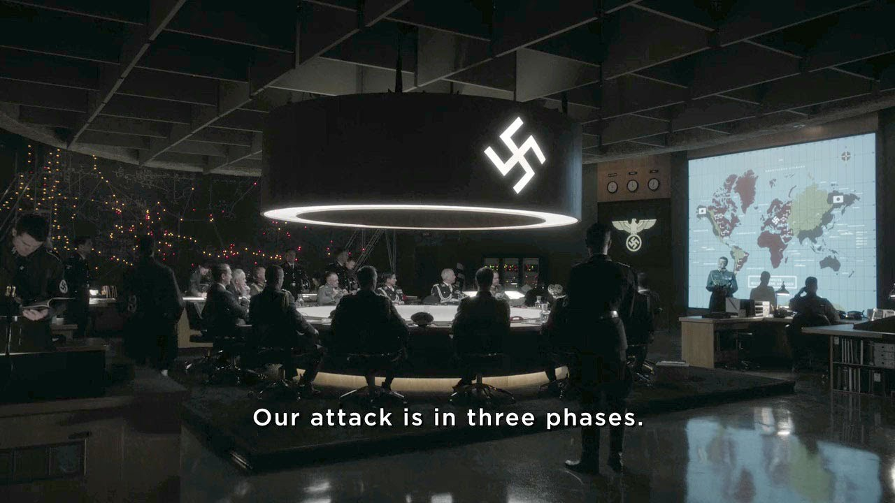 """Download The Man in the High Castle   """"The War Room Scenes"""""""