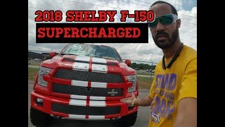 2018 Ford F-150 Shelby Edition SuperCharged 750 HP
