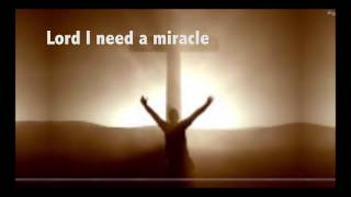 "Lee Whitaker - ""Lord I Need a Miracle"" (Lyric Video)"