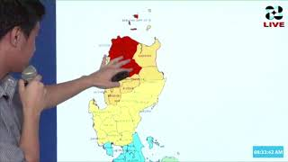 8am Sept 15 update on Typhoon 'Ompong'