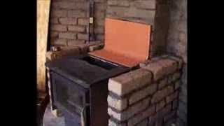 Natural Building Basics - The Masonry Stove