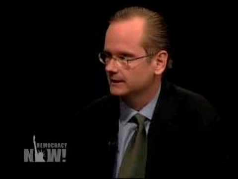 Lawrence Lessig on Net Neutrality and Google-1/2