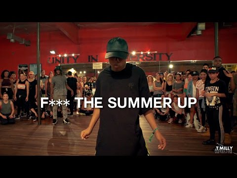 F*** The Summer Up - Leikeli - Choreography by @_TriciaMiranda |  Filmed by @TimMilgram