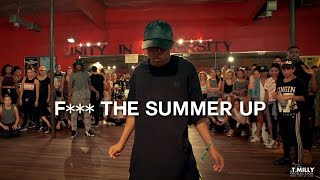 vuclip F*** The Summer Up - Leikeli - Choreography by @_TriciaMiranda |  Filmed by @TimMilgram