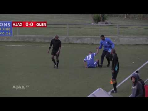 Ajax Cape Town U19 vs Glendene  |  ABC MOTSEPE