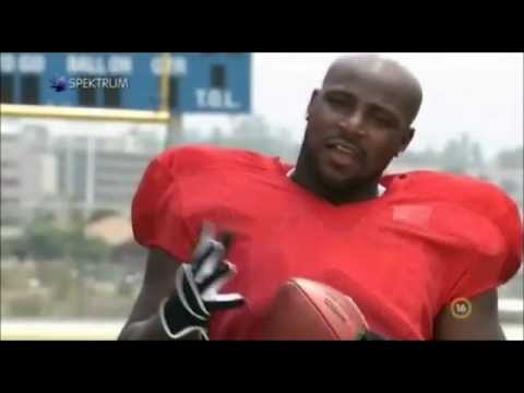 Sport Science.NFL. s2e3.Rudi Johnson.(hun)
