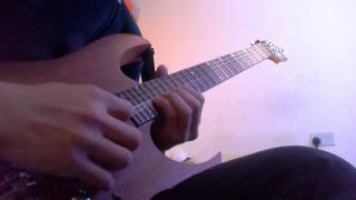 古川元亮 / 古川もとあき - DON'T HIDE YOUR MIND (Guitar cover)