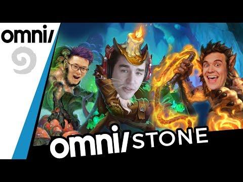 Omni/Stone ep 33 w/ Brian Kibler, Firebat & Frodan