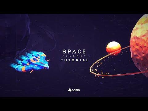 Space Journey - Official Tutorial - Asset Store - Unity3D