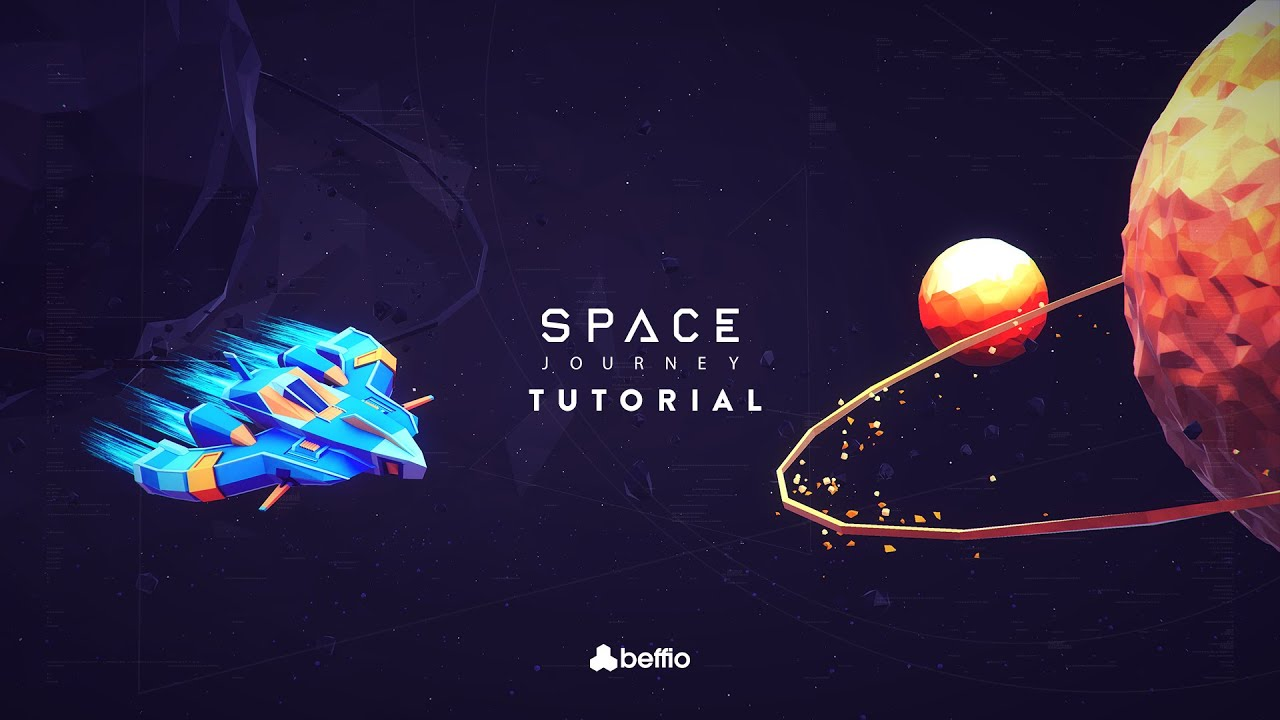 3d Wallpaper Ship Space Journey Official Tutorial Asset Store Unity3d
