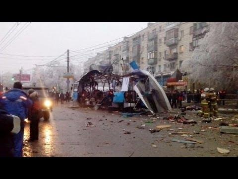 Новый теракт в Волгограде. Взрыв троллейбуса. Подробности теракта!