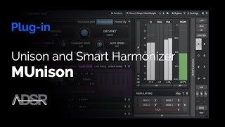 MUnison - Unison and Smart Harmonizer