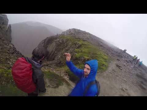 Ben Nevis 4,413 Feet Summit 2018 Go Pro Video