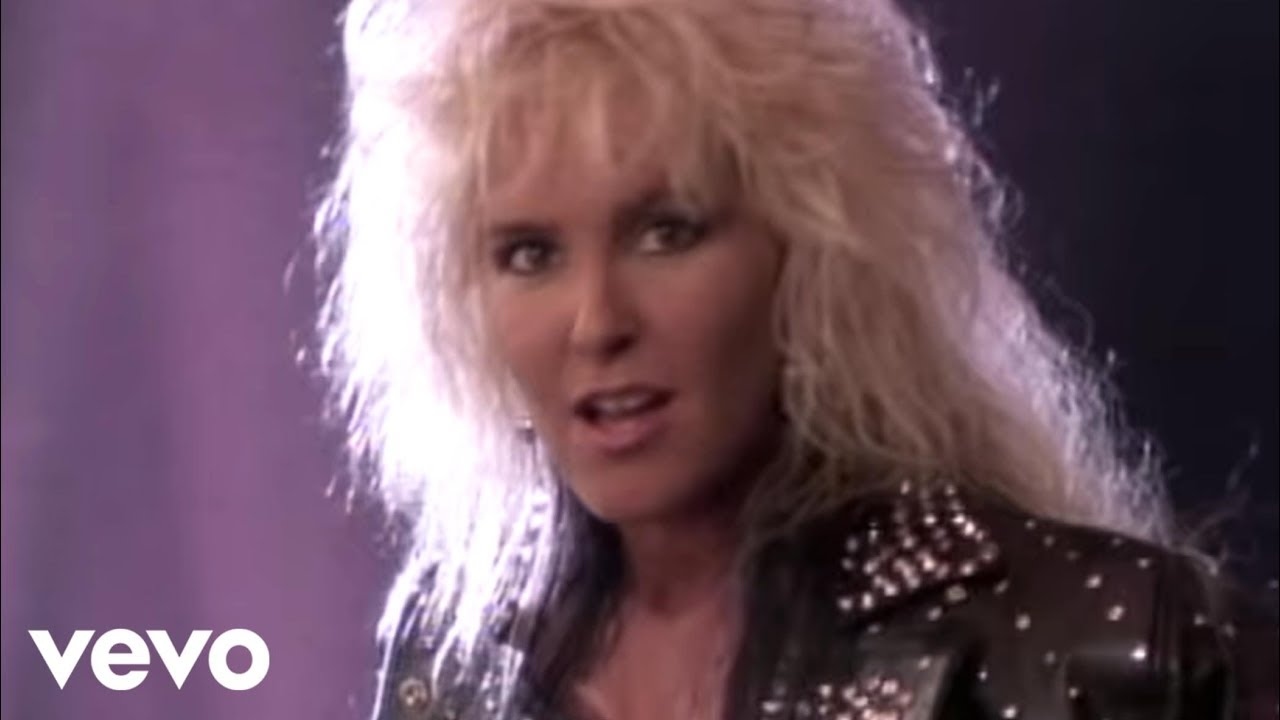 Download Lita Ford - Kiss Me Deadly (Official Video)