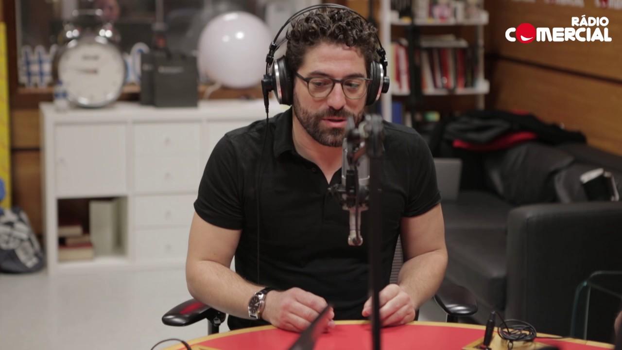 Rádio Comercial Nuno Lopes fala sobre 'São Jorge' YouTube