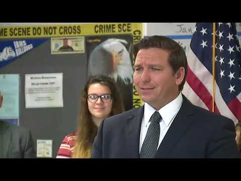 None - Gov. DeSantis eliminates Common Core in Florida