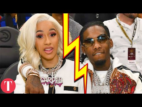 Cardi B And Offset Breakup Because Of This Reason