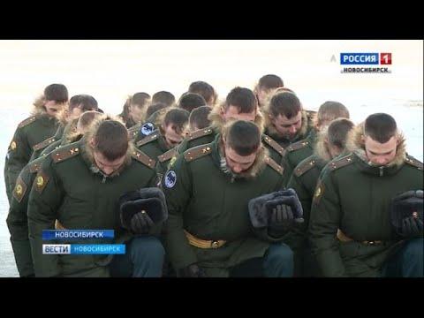 В Новосибирском военно-командном училище выпустили более 200 курсантов