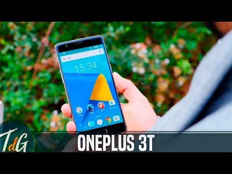 OnePlus 3T, review en español