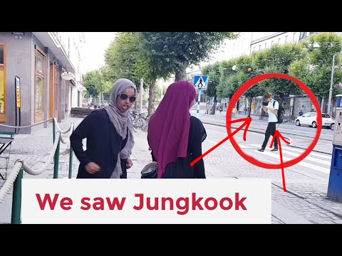 We saw BTS in sweden (Vlog), ENGLISH SUB