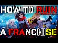 RWBY Review - How to Ruin a Franchise ft. Roosterteeth
