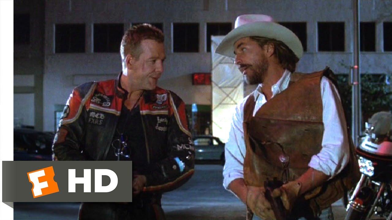 Harley Davidson Movie: Harley Davidson And The Marlboro Man (4/12) Movie CLIP